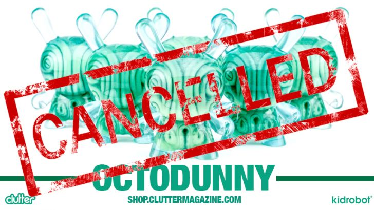 Octodunny Blue/Green Release Announcement.