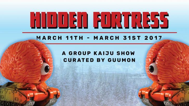 Clutter Gallery Presents: Hidden Fortress