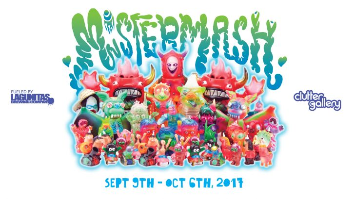 Clutter Gallery Presents: Monster Mash!