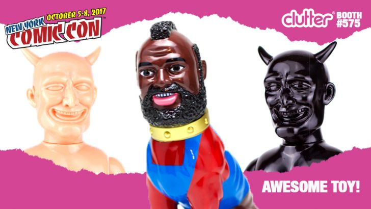 NYCC 17 EXCLUSIVES: AWESOME TOY!