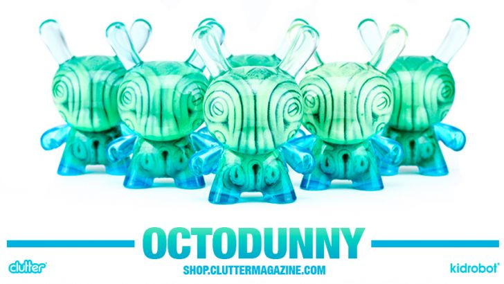 OCTODUNNY BLUE FADE RELEASE!