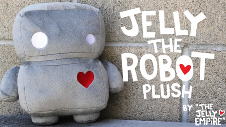 Jelly Empire Plush