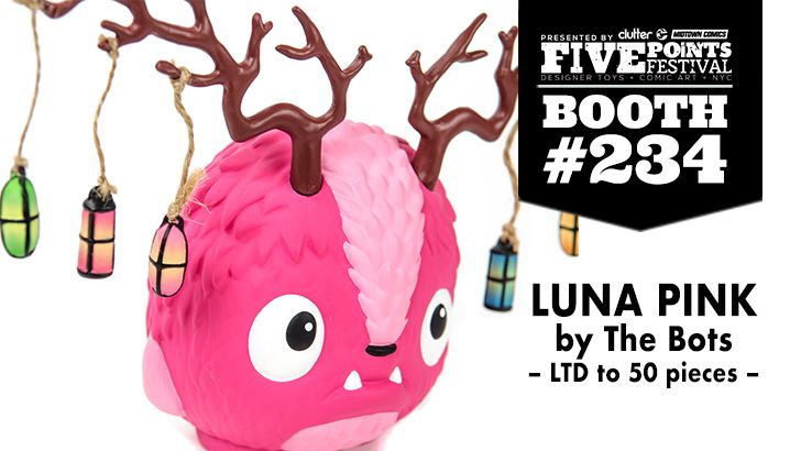 FIVE POINTS FEST EXCLUSIVE: LUNA BY THE BOTS