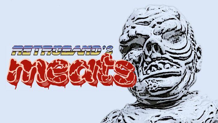 "Retroband's ""MEATS""Debuting at DCon!"
