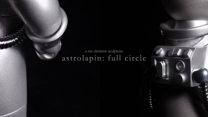 Last Astrolapin Vinyl Teased by Mr Clement