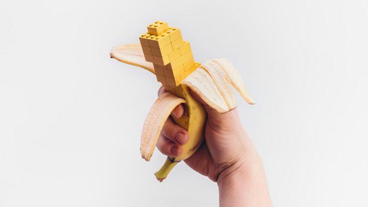 LEGO Food by Michał Kulesza