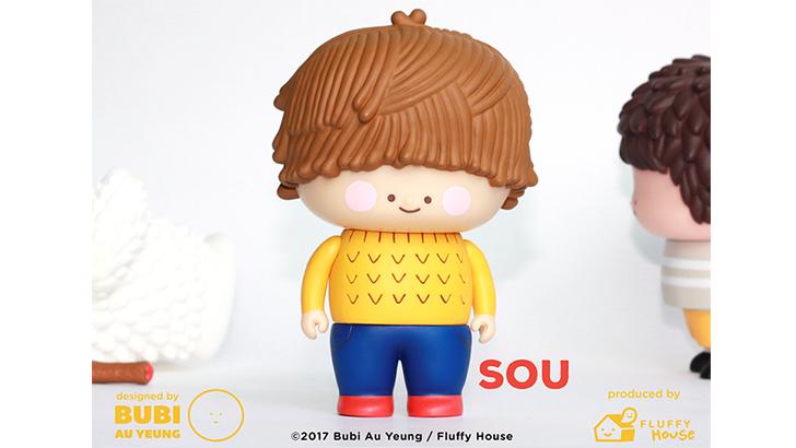 Bubi Au Yeung x Fluffy House Sou
