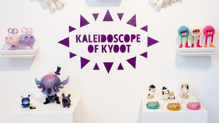 """Kaleidoscope of Kyoot"" round up @ Clutter Gallery!"