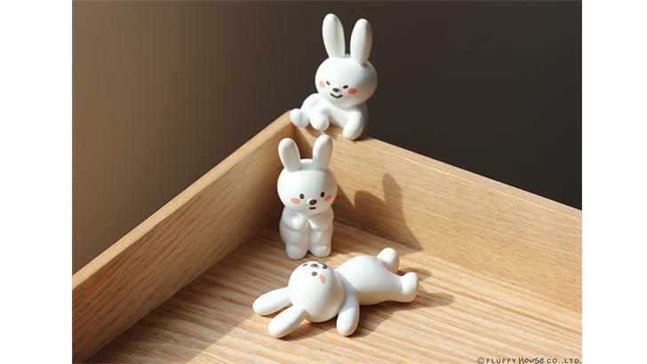 Fluffy House Fluffy Rabbit Set 2.0