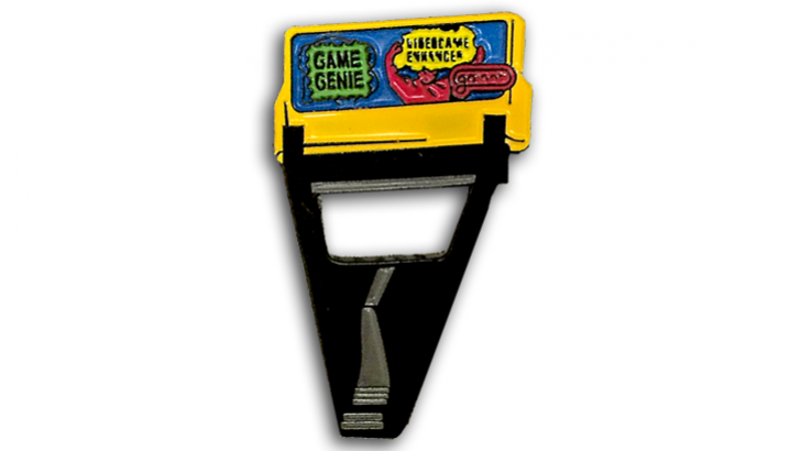 Game Genie Pin