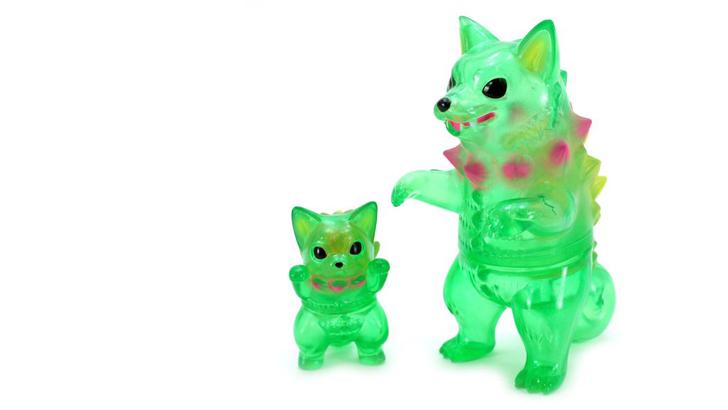 Konatsu Sofubi Toys