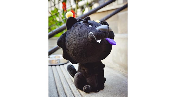 Martin Hsu Dragon Dog Plush