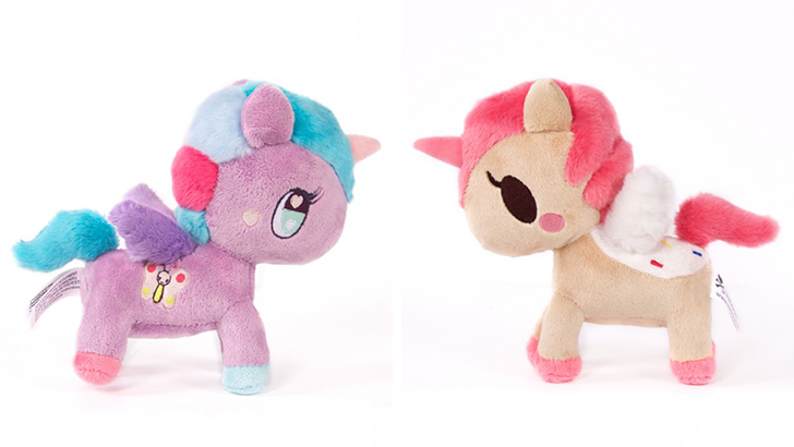 Neon Star by tokidoki Dolce & Lily Plushes