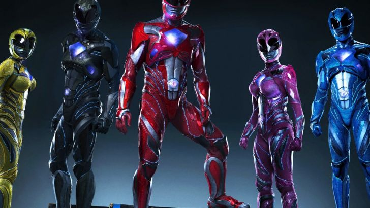 New Power Rangers Movie