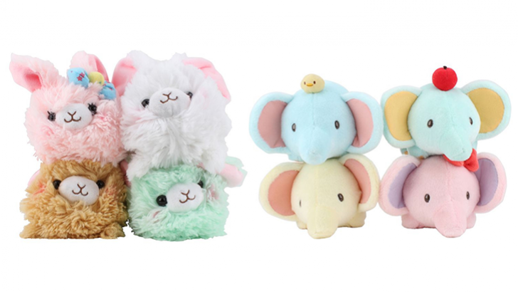Adorable Plushies by Amuse Now at Rotofugi