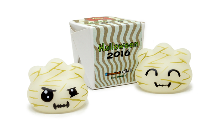 Shawnimals Halloween 2016 Pocket Pork Dumplings