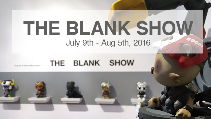 """""""The Blank Show"""" round up @ Clutter Gallery!"""