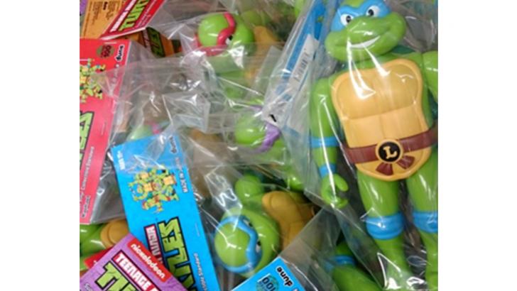 Ninja Turtles sofubi