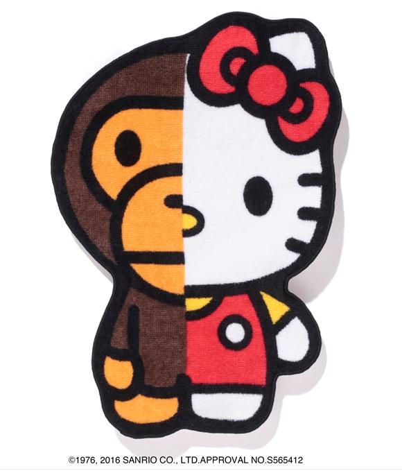 7f56720bb80a 2016 BAPE x Hello Kitty Collab Revealed