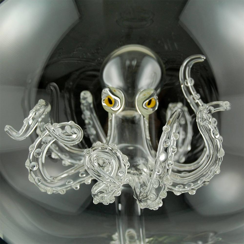 Snail Figurine of Hand Blown Glass with 24K Gold | eBay  |Blown Glass