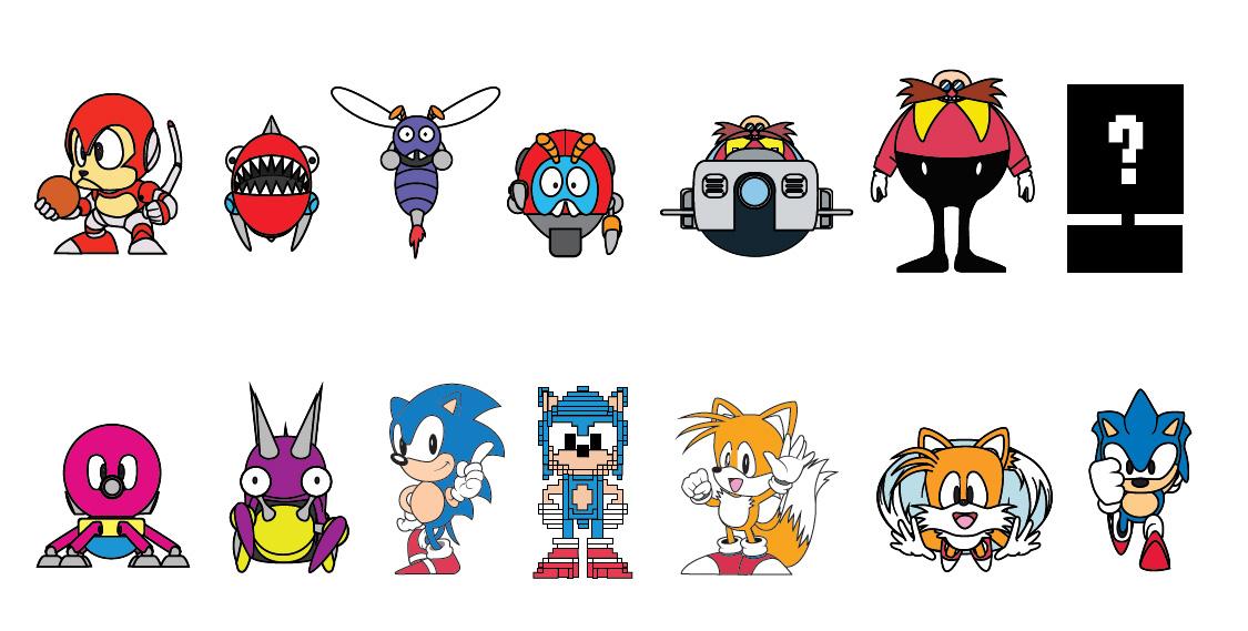 Sonic the Hedgehog Medium Figure - Kidrobot
